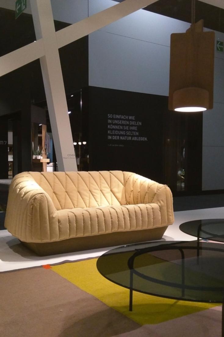 """das atemberaubende """"cover 2"""" sofa von designerin marie christine, Wohnzimmer dekoo"""