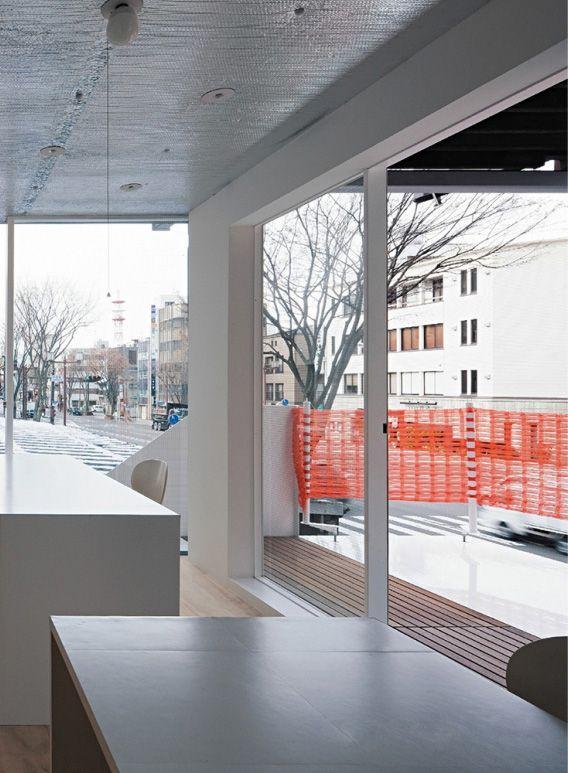 Sugoroku Office by Daiken-Met Architects + Nawakenji-M - short term rental contract form