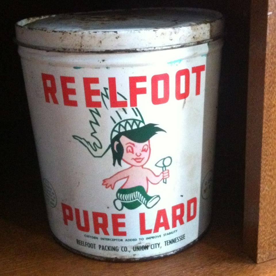 Vintage Lard Tin From Reelfoot Packing Co Union City Tn Vintage Tins Obion County Tin House