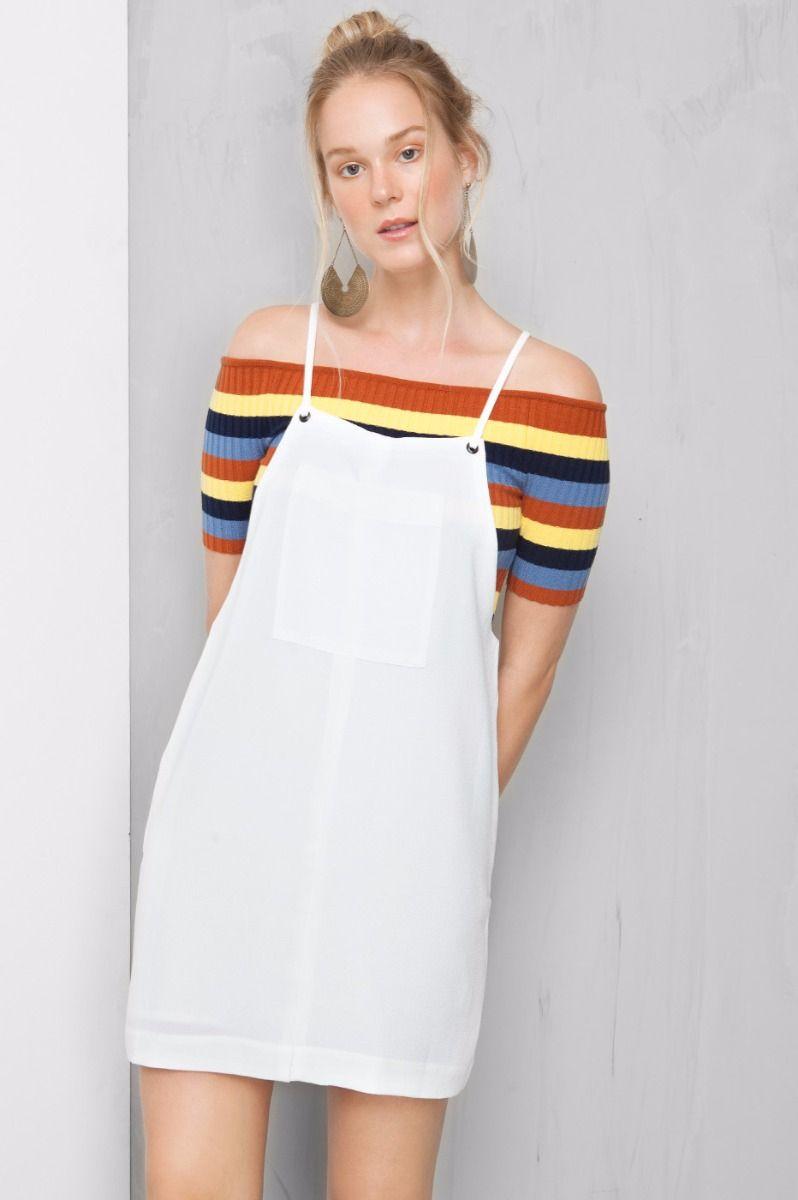 addbadf33 Dress to Salopete bolso frente - Vestidos - Dress to shop   Clothes ...