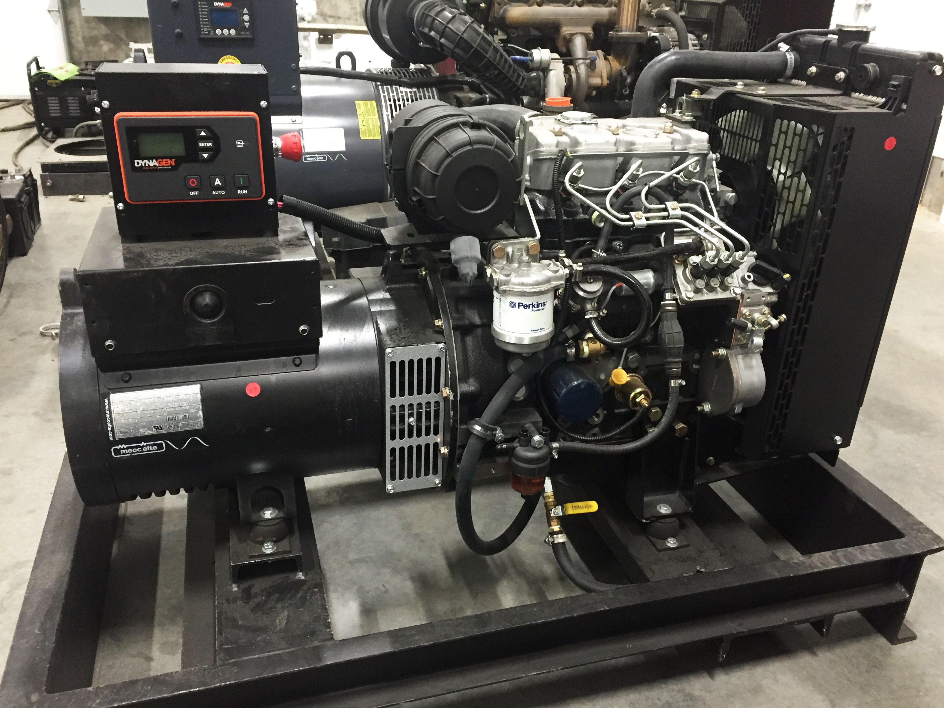 FALL SPECIAL ONLY $9850 00 Perkins Diesel Generator by PRIMA