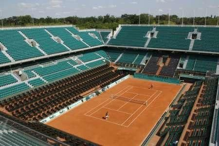 Stade Roland Garros When It Is Empty Roland Garros French Open Stadium