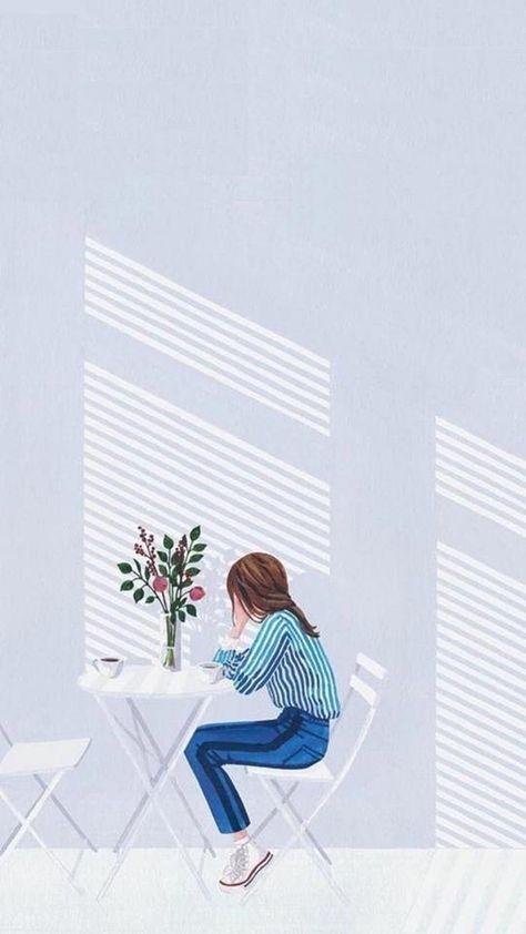 Painting girl illustration inspiration 31+ Best ideas