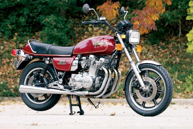Yamaha Xs1100 Classic Japanese Motorcycles Yamaha Xs1100