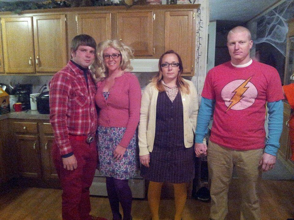 The Big Bang Theory. Halloween Costumes