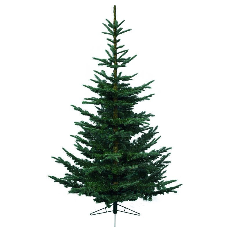 Really Want This Looks Really Real Nobilis Fir Green Realistic Christmas Trees Artificial Christmas Tree Christmas Tree Sale