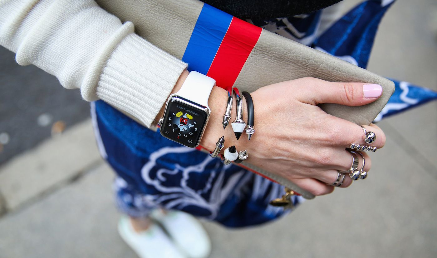 Apple made you look | Can the Apple Watch make an impact on one's closet? What outfits does it go with? (Pictures)