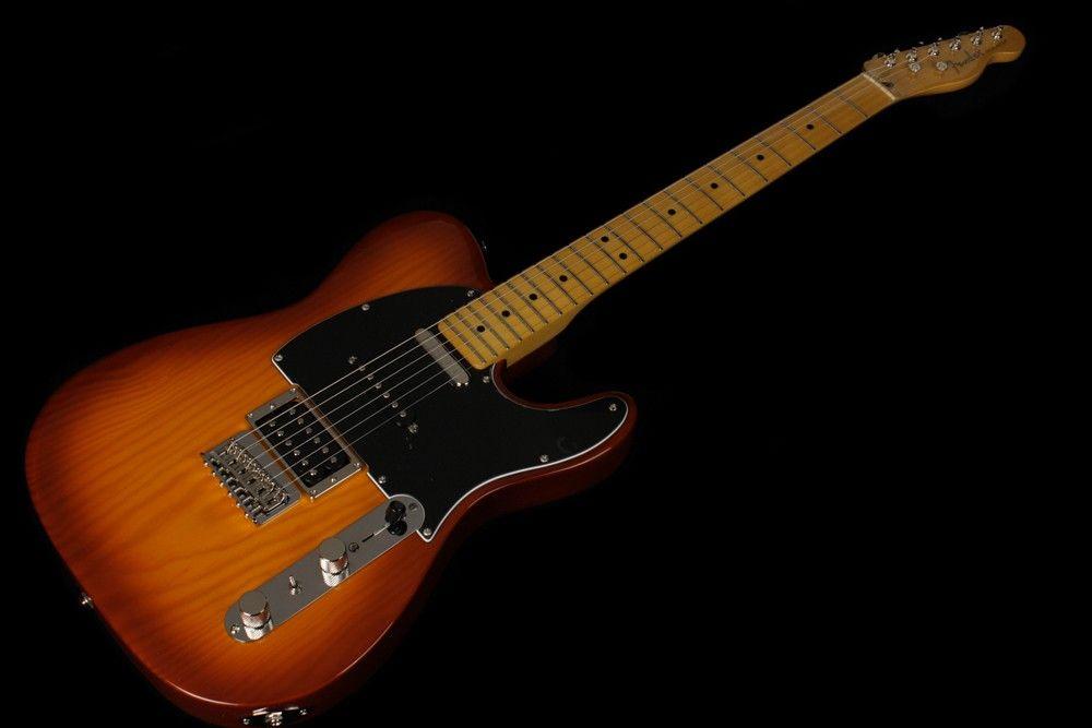 Fender Modern Player Telecaster Plus Hss Honeyburst