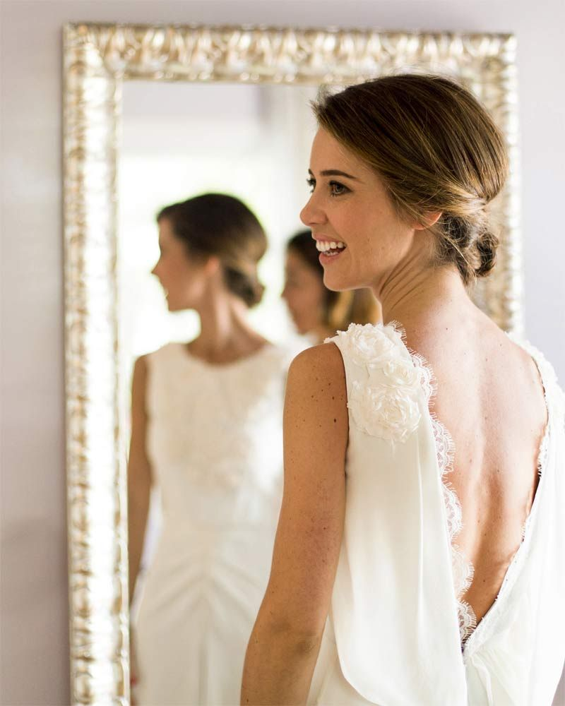 Este vestido de helena mareque wedding dresses pinterest