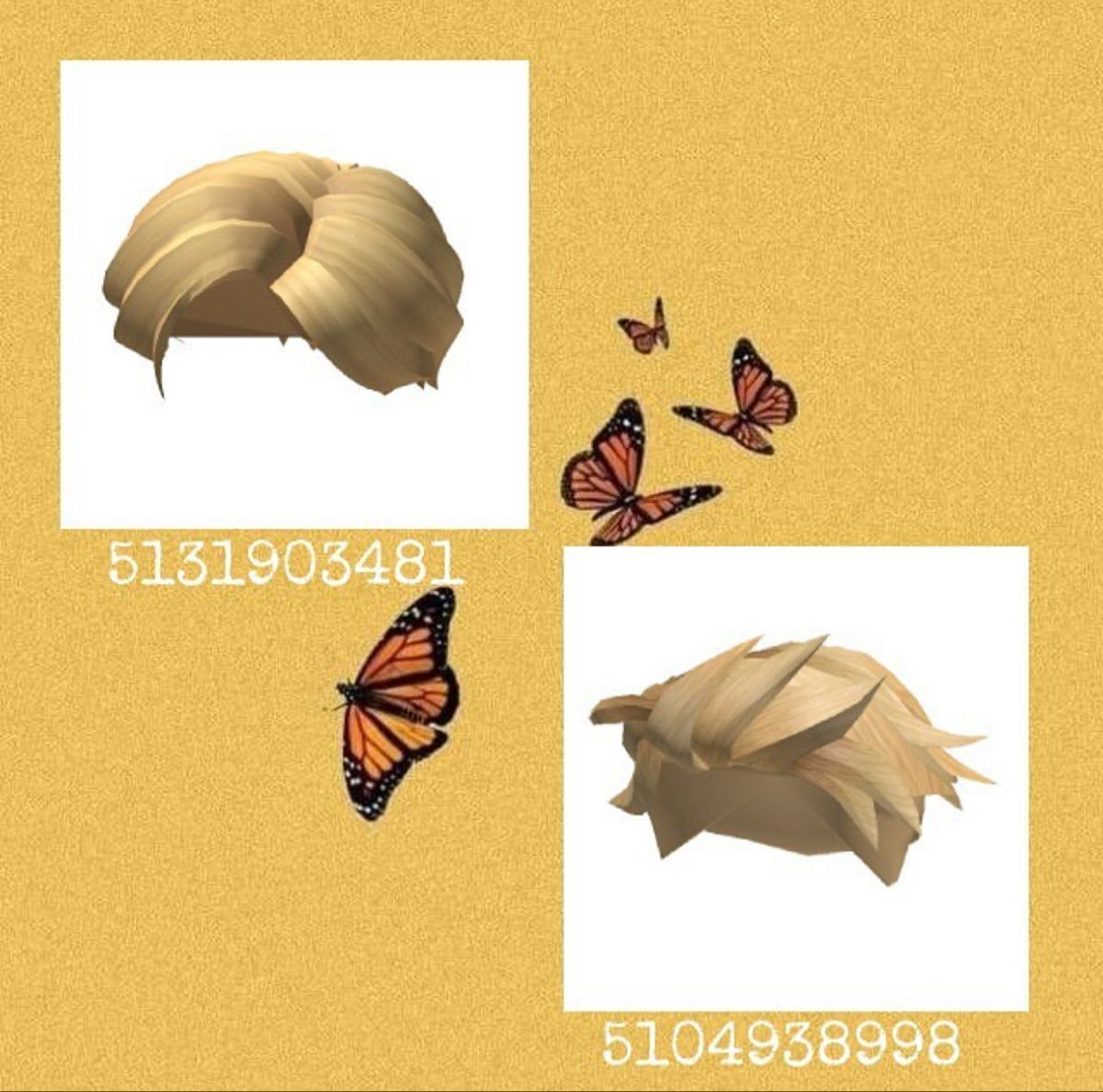 Blonde Male Hair In 2020 Roblox Pictures Custom Decals Roblox