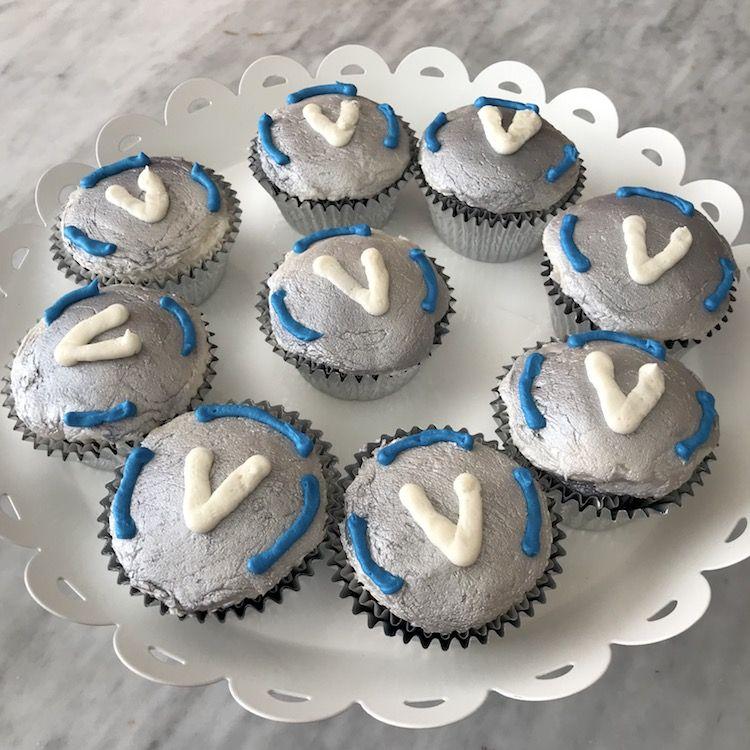 Fortnite Birthday Party Cupcakes Med Kits Recipe