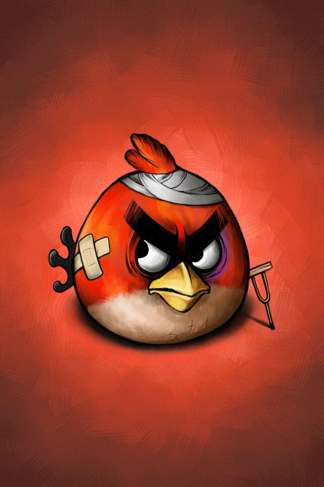 Angry Birds Iphone Wallpapers 960x640 20 640x960 Pixels