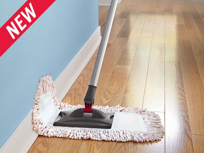 Rubbermaid Flexible Sweeper With Microfiber Bends To Reach Tight Spaces Cleaning Baseboards Hardwood Floors Baseboards