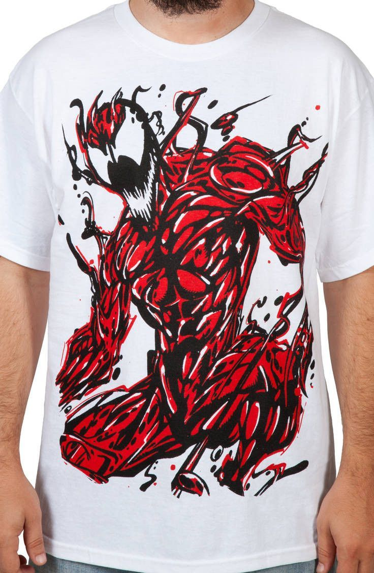 7b44f695d1e1 Carnage T-Shirt Fabric Markers