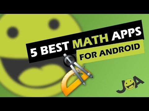 Best Apps to Solve Math Problems on Android YouTube