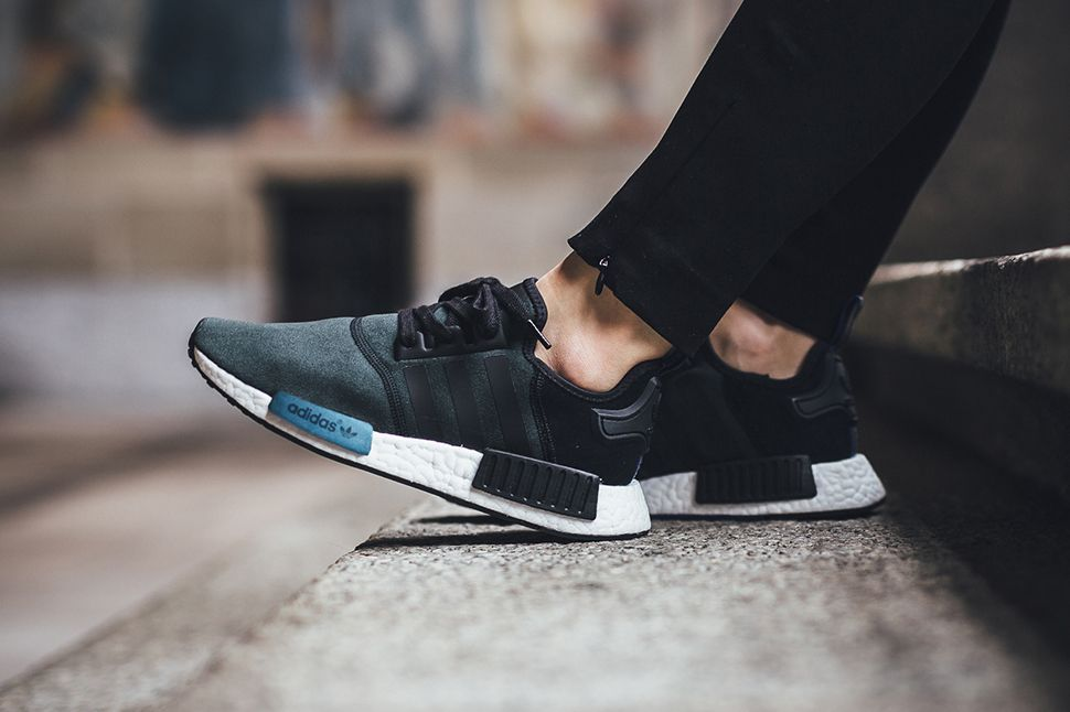 Adidas adidas Originals Pink NMD Trainers With Side Stripes Asos