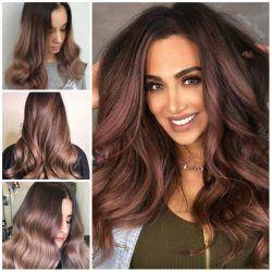 Модные и трендовые цвета волос в 2018 году: мелирование ...