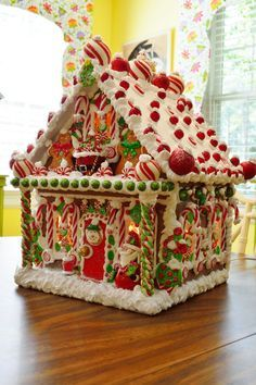 How To Make Gingerbread House From Wood Google Search Christmas Gingerbread House Gingerbread House Gingerbread House Decorations