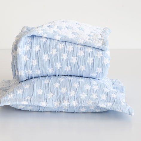 tagesdecke und kissenbezug aus baumwolle mit sternen tagesdecken schlafen zara home. Black Bedroom Furniture Sets. Home Design Ideas