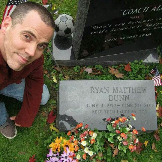 ryan dunn умер