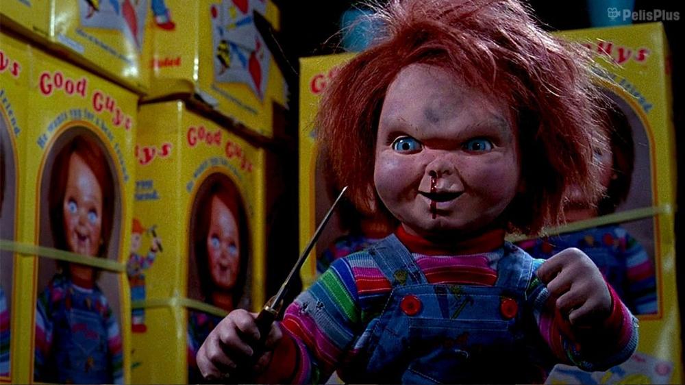 Pin On Chucky El Muñeco