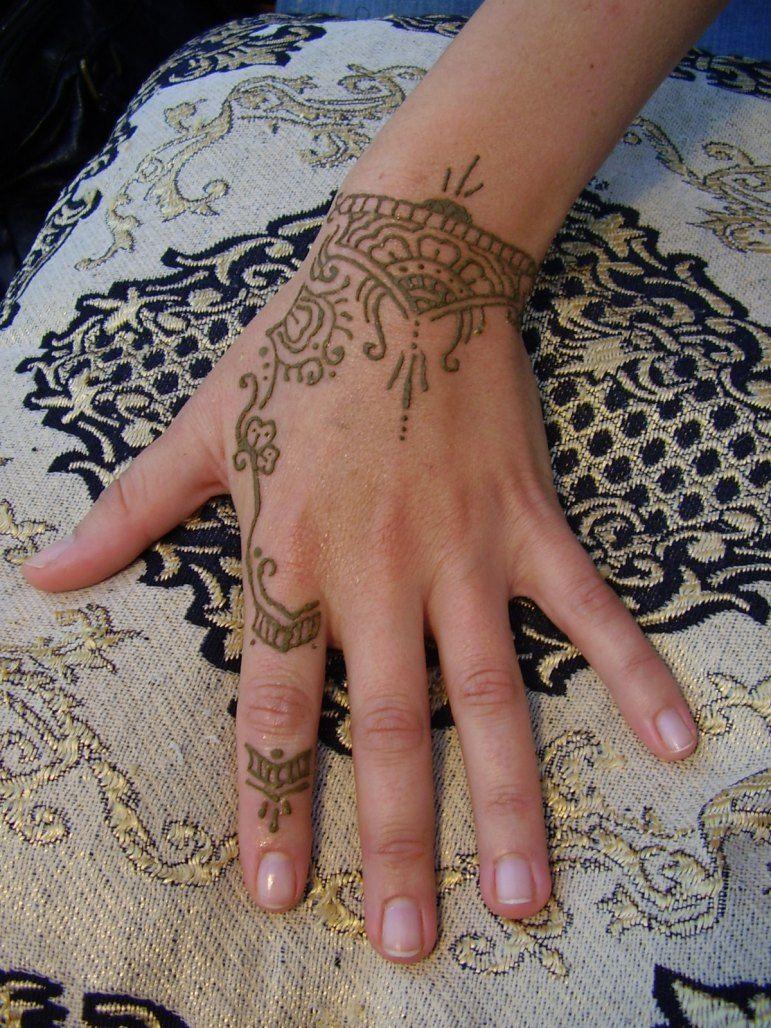 Super Easy Quick Hand Design Henna Ideas Pinterest Hand