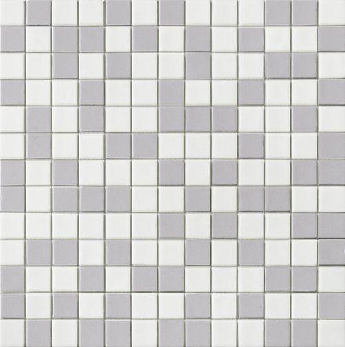 Glass Mosaic Tile Breeze Matte Finish