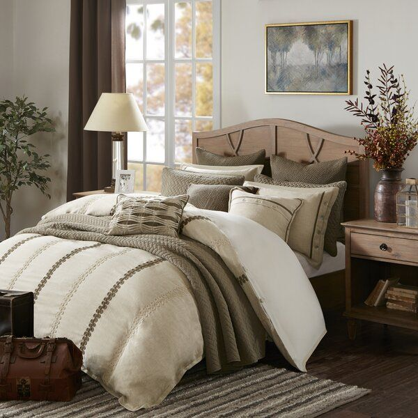 Photo of Chateau Reversible  Comforter Set