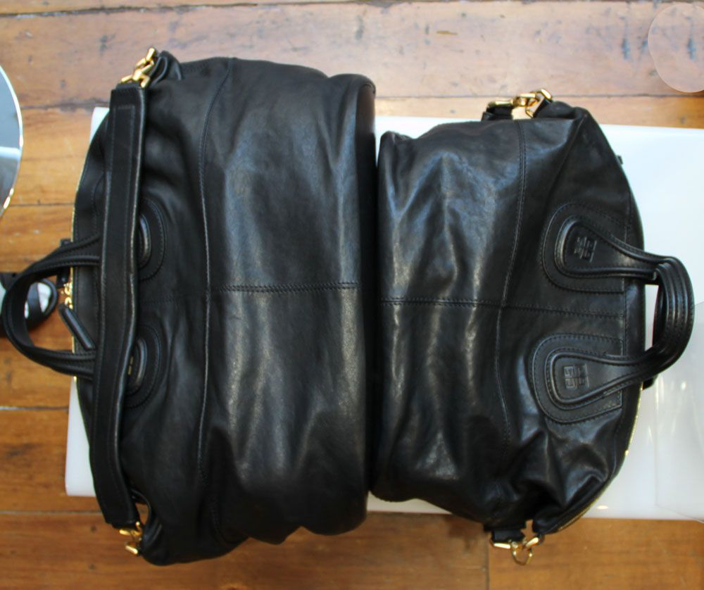92a259bdb740 GIVENCHY F W 2011 Colour Guide and Sizing Reference (Nightingale and Pandora)  large vs medium