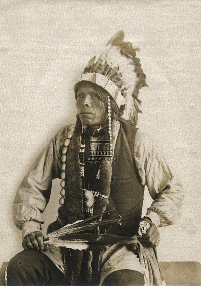 UTE, 1890