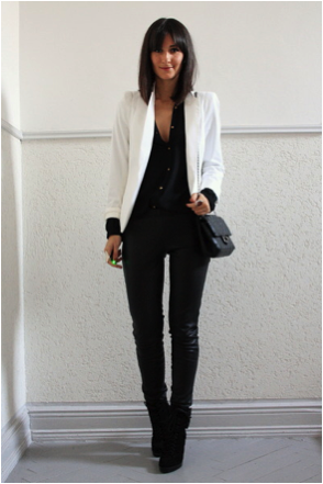 Fashion week How to blazer wear for interview for woman
