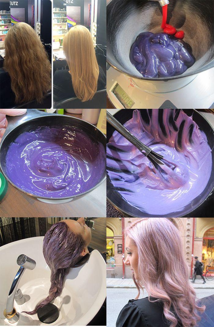 Revlon Professional Nutri Color Creme Lavender 002 Bangerhead