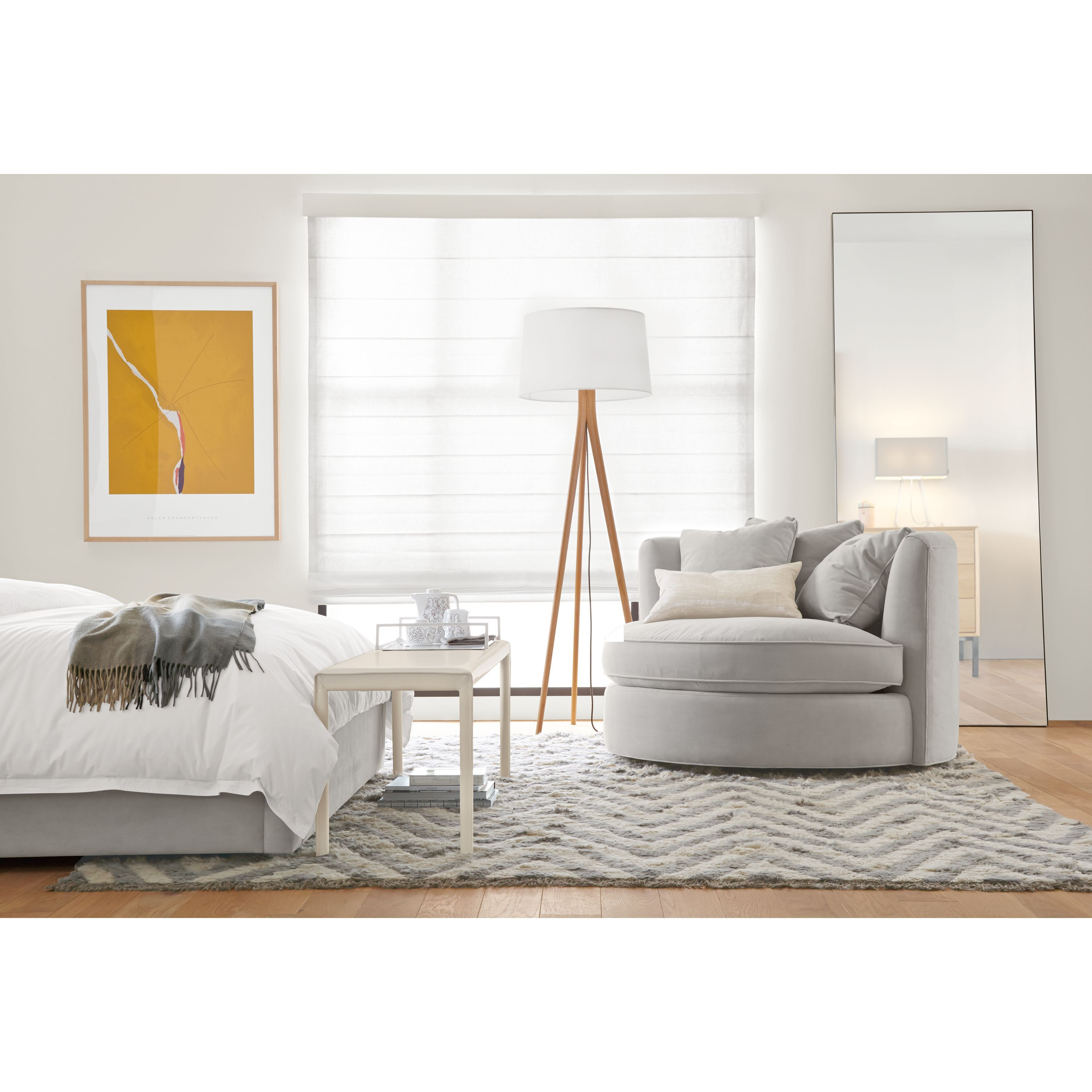 Room Amp Board Infinity Full Length Leaning Mirrors In