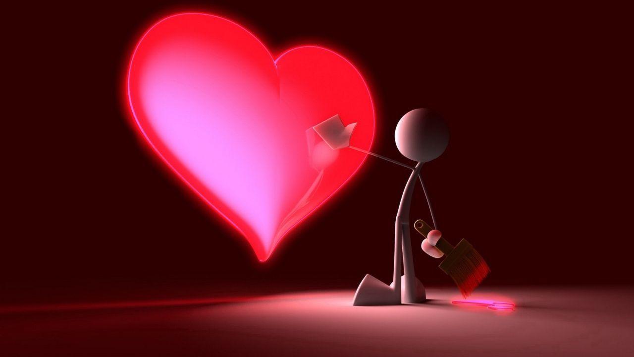 Best Heart Touching Shayari In Hindi Very Touching Sms Lines Heart Wallpaper Love Wallpaper Love Painting
