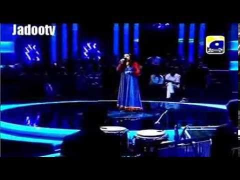 Pakistan Idol Episode 15, Ghazal Ali