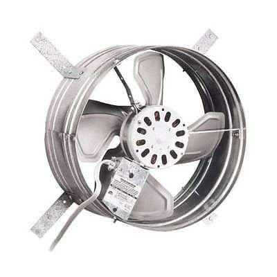 Broan 35316 Gable Mounted Attic Fan 1600 Cfm Broan Attic Fan