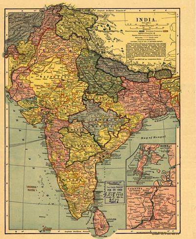 Map of india 1903 adventure is out there pinterest india map of india 1903 gumiabroncs Choice Image