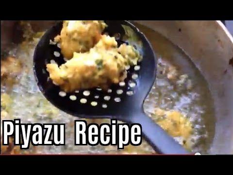 Onion lentil fritters piaju english subtitles piaju piyazu recipe iftar item ramadan bangla video for bangladeshi forumfinder Gallery