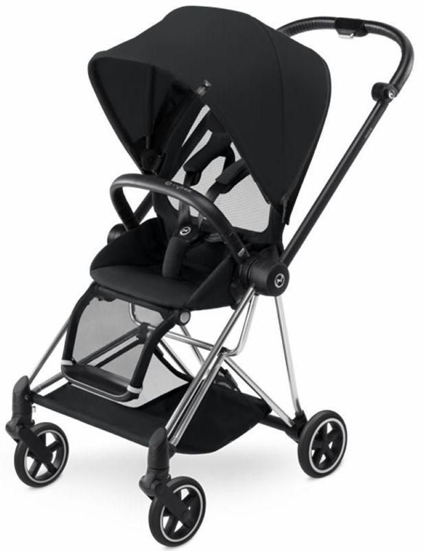 Cybex Umbrella Stroller Review Cybex Mios Lightweight Compact Single Baby Stroller Chrome