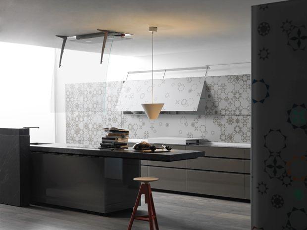 Valcucine #keukens New Logica System #Valcucine heeft er zich altijd ...