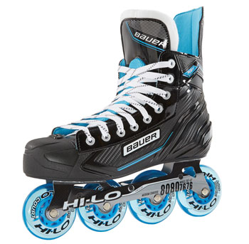Bauer Rsx Roller Hockey Skate Senior R In 2020 Roller Hockey Skates Bauer Skates Hockey