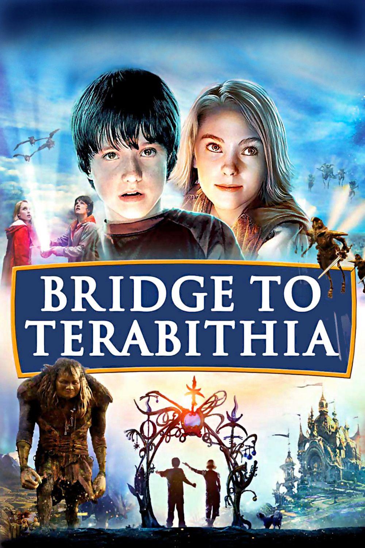 Movie Review Bridge To Terabithia 2007 Bridge To Terabithia Bridge To Terabithia 2007 Family Movies