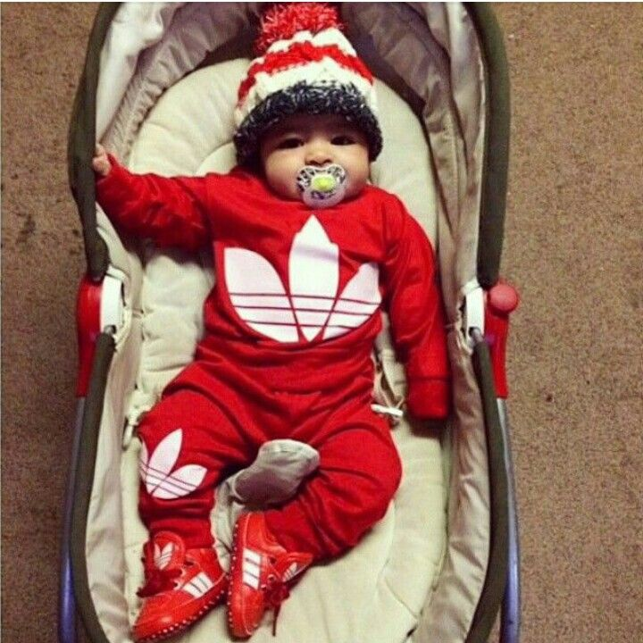 Adidas Binky Beanie Baby Adorable Baby Boy Outfits Baby