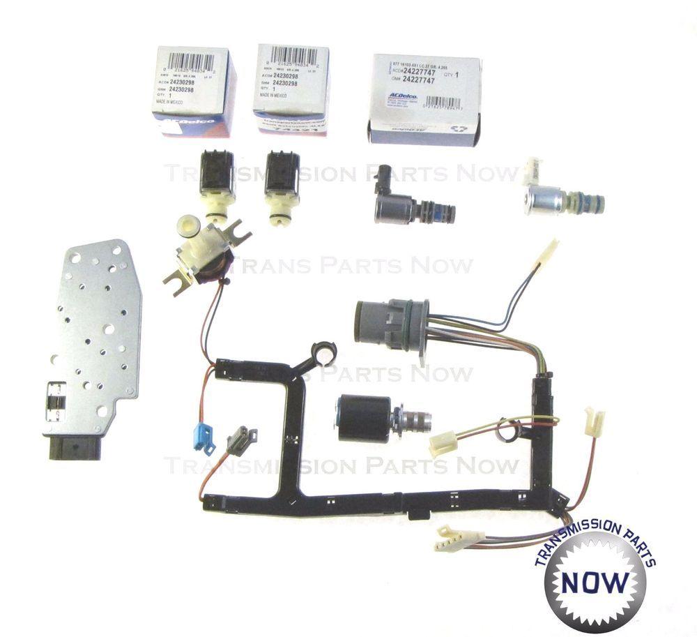 4l60e shift kit instructions