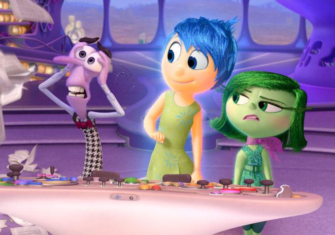 Immersed in Movies: Visualizing 'Inside Out' with Two Sty | Animation Scoop
