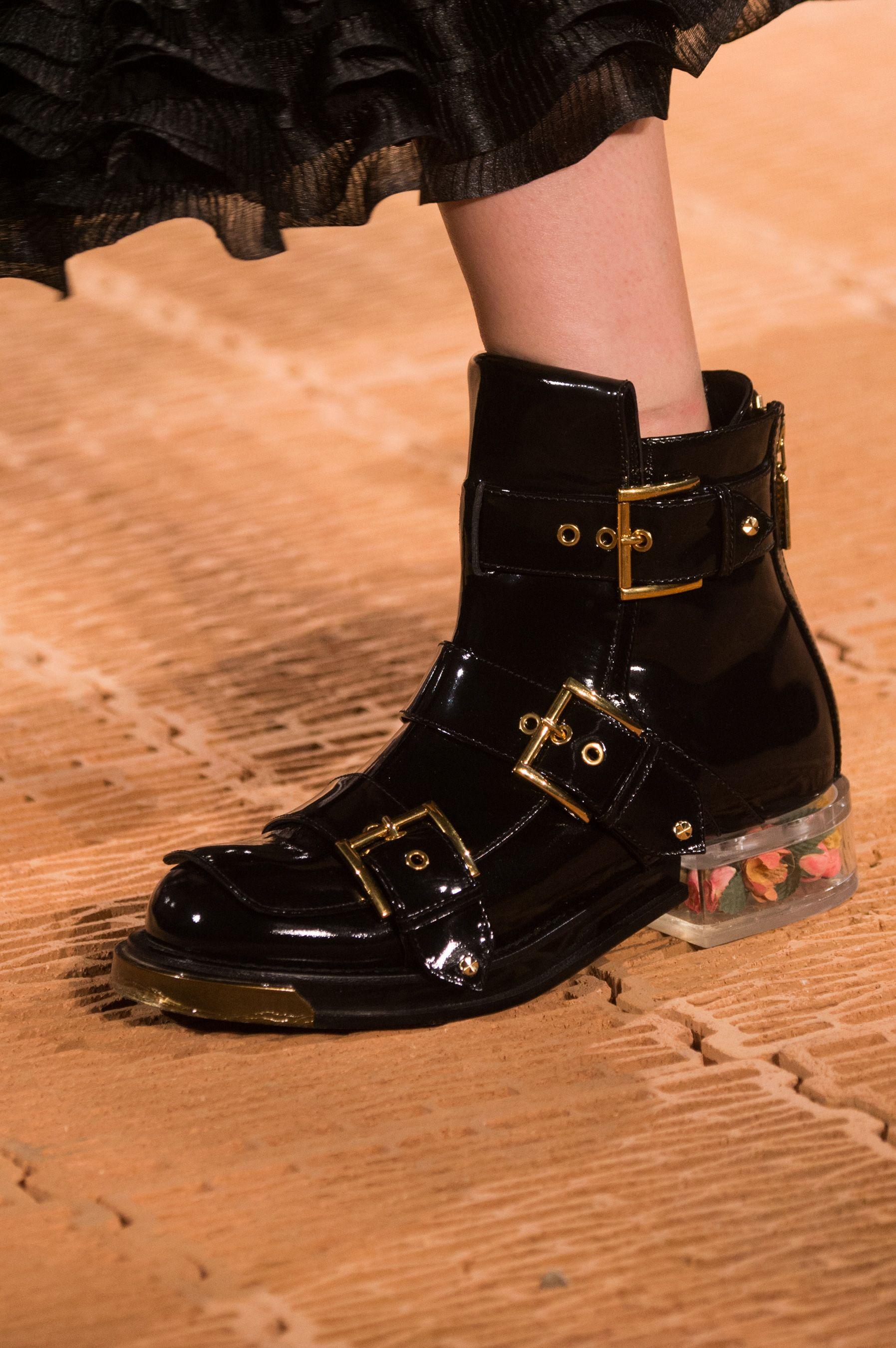 Alexander McQueen Black Stilettos Sandals Size EU 40