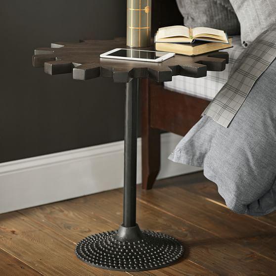 Gear Side Table   PBteen