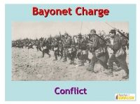 ted hughes bayonet charge