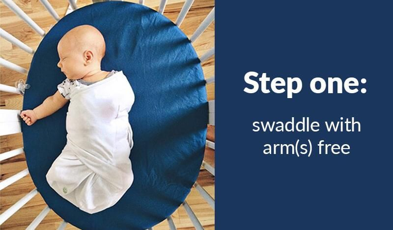 how to transition out of swaddle up