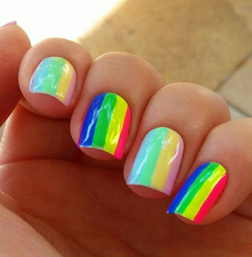 50 abstract nail art designs for 2019 fashion 2d